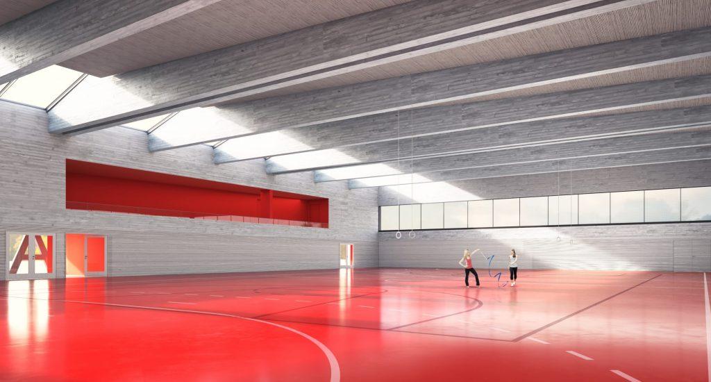 Sporthallen Puchheim